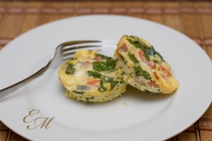Brunch with Friends: Baked Mini Frittatas - Evolving ...
