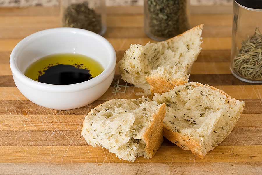 Winter Herb Bread - this bread is amazing!